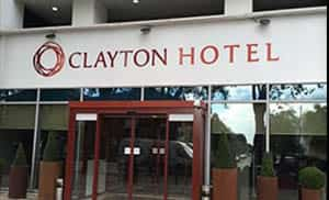 Clayton Hotel - Non Illuminated Signs in London
